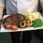 Our 32 oz Steak. Ready for you or your family!
