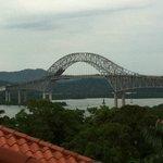 Bridge over Americas near Amador Causeway - Pamama City
