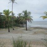 beach at Bala