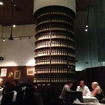 Column of wine!