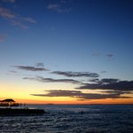 Scene from Sunset Cruise