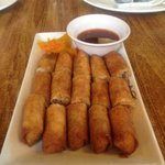 eggrolls to die for