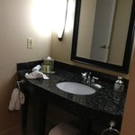 DoubleTree, Washington DC, bathroom