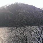 View across Loch Lochy