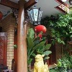 вход Thanh Binh III