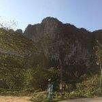 Cliffs and more cliffs