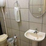 Banheiro - Quarto individual