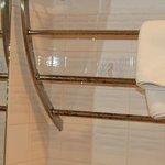 ржавый полотенцесушитель