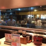 Sushi Tei review by Y2