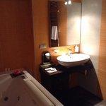 bagno suite con idromassaggio