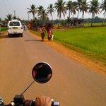 rando à moto