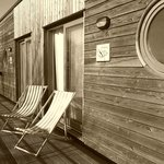 terrasse chambre étage