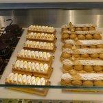 Delicious creations at Un Dimanche a Paris