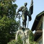 Schmid von Kochel Denkmal