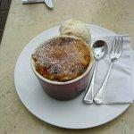 Yummy… yummy dessert