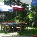 Baan Bua Garden for breakfast