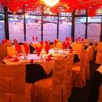 New china City dining area