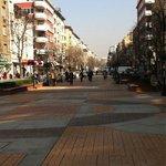 Down town Sofia