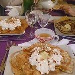 crepes desserts