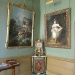 Corner of a room in Kenwood House
