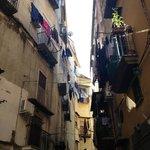 ナポリの旗