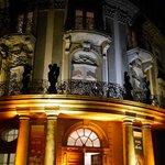 Ephraim-Palais bei Nacht
