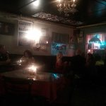 Inside Cello's Restaurant