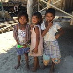 เด็กๆ ชาวมอแกน ของหมู่เกาะสุรินทร์ น่ารักสดใส