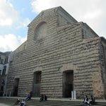 Vista externa da Basilica