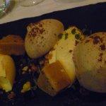 Meringue dessert