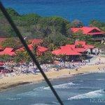 playas de Labadee.