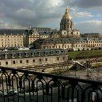 Cathedral des Invalides, Ecole Militaire + le Dome