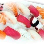 Sushi Nigiri -- made with high grade sushi fish from trusted suppliers exclusively