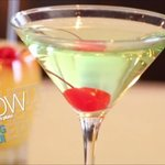 Apple Martini on The Chef's Plate show