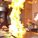 Hibachi Show: Hibachi anything, taste better!