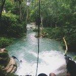 Irie Blue Hole, Secret Falls Excursion