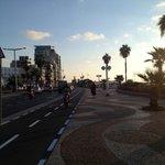 walk ways near the beach