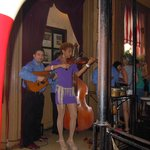 band in Floridita