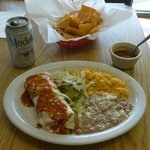 Chirizo Breakfast Burrito...