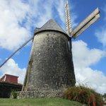 Moulin à Marie-Galante