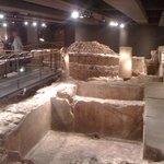 La zona arqueológica del MUHBA