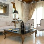 Living & Dining room from Villa Okalia
