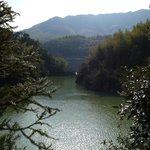 Озеро в конце основного маршрута