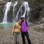 Самый крупный водопад, после сезона без дождей
