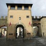 Arezzo - Porta San Lorentino