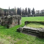 Arezzo - Amfiteatro Romano