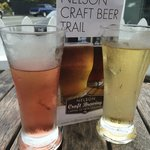 Nelson Beer Trail, ask for a brochure