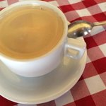 delicious cafe com leite