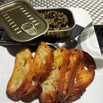 Antipastino olive ed aringhe