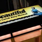 See the touching & tuneful Beautiful on Broadway.